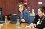vereadora e secretária de estado presentes no f...