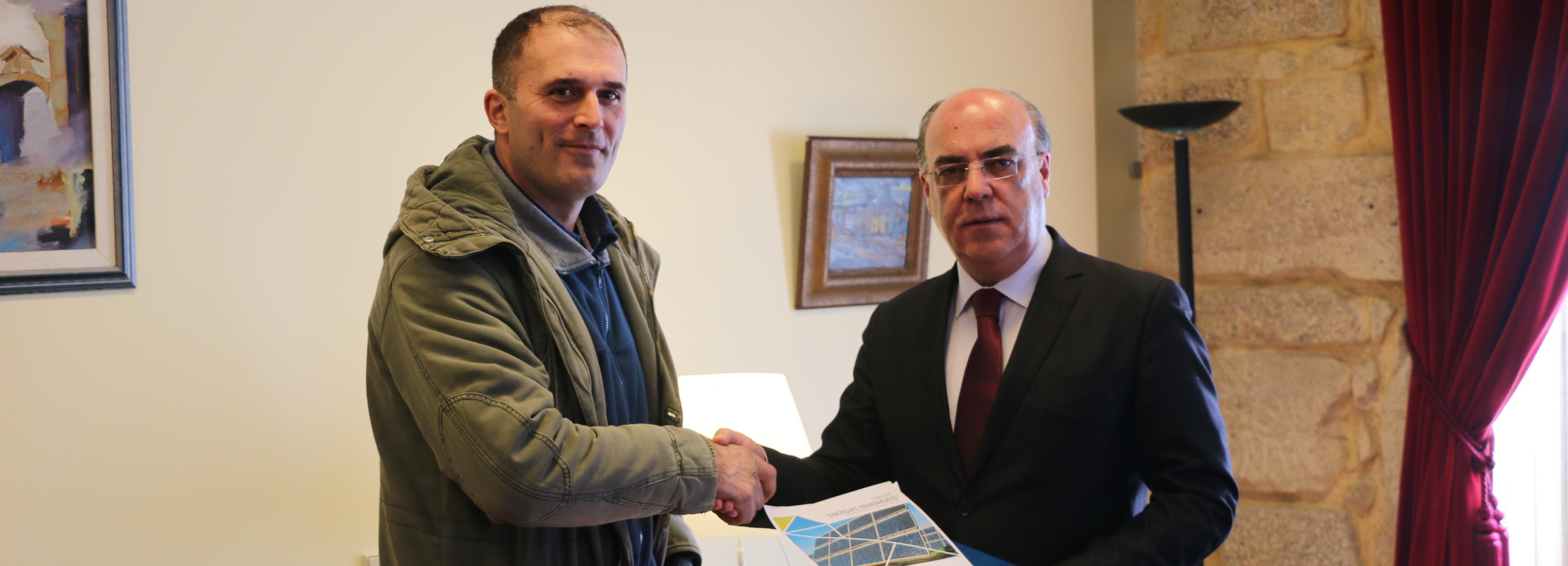 Rúben Oliveira vence Concurso Energias Renováveis 2016