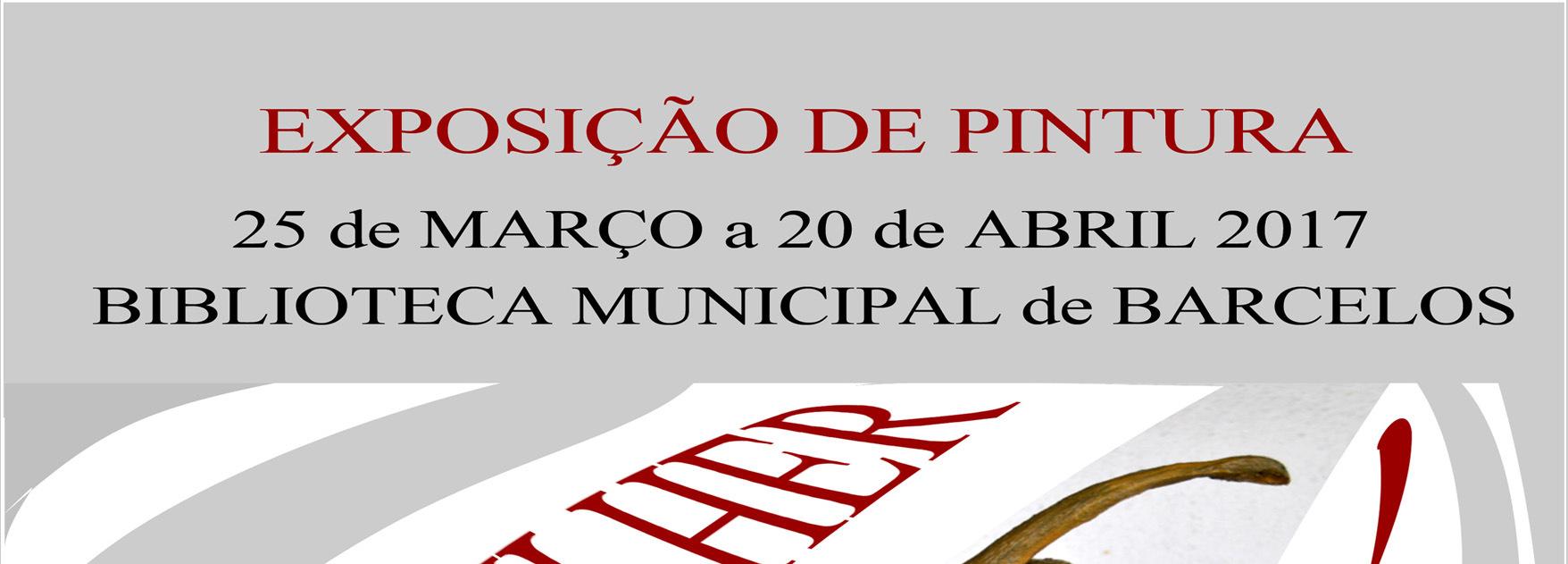 """SER MULHER"" NA BIBLIOTECA MUNICIPAL DE BARCELOS"