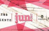 mês de junho com programação do primeiro ao últ...