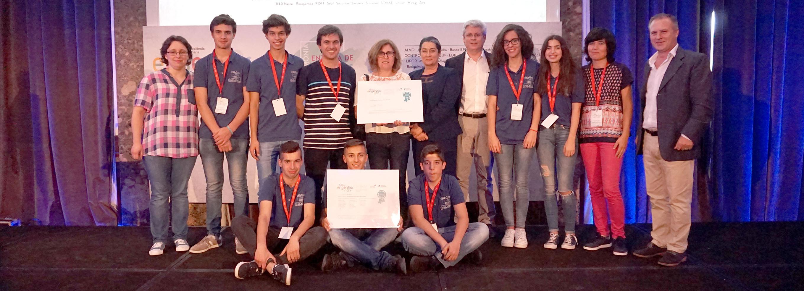 Agrupamento de Escolas do Vale do Tamel premiado pela COTEC