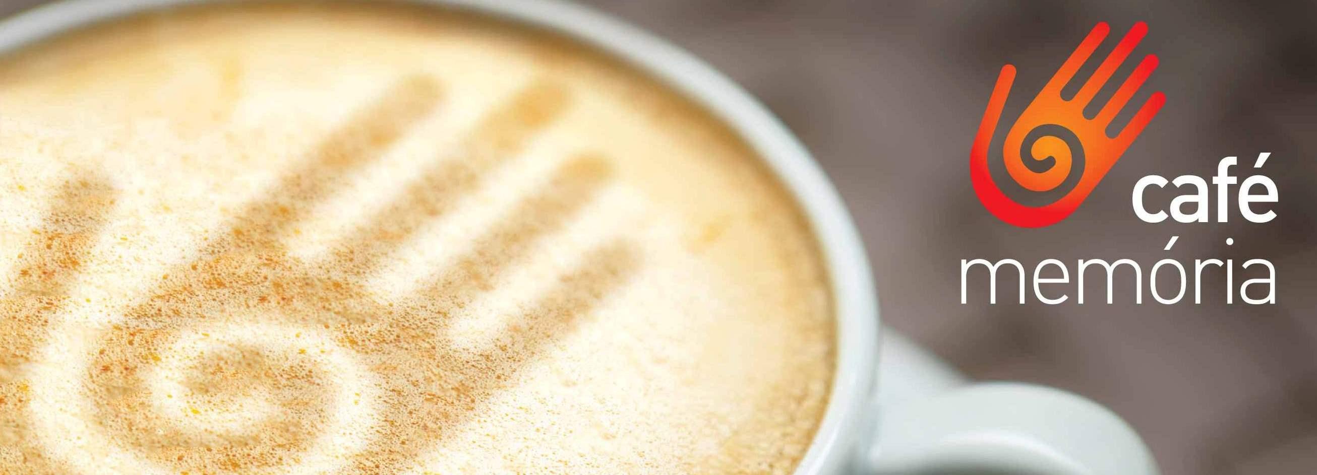 Café Memória no 3º fim de semana de maio