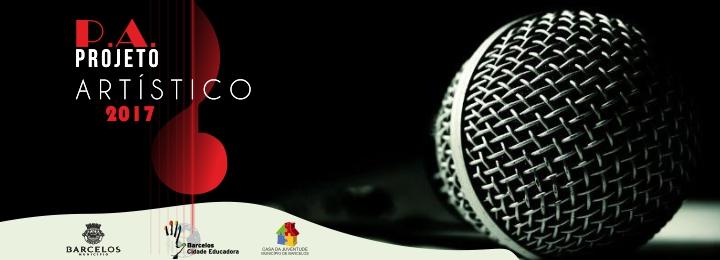 Festival da Canção dá início ao P.A. - Projeto Artístico 2017