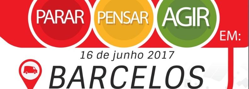 """Município de Barcelos acolhe o Roteiro """"Cidadania em Portugal"""""""
