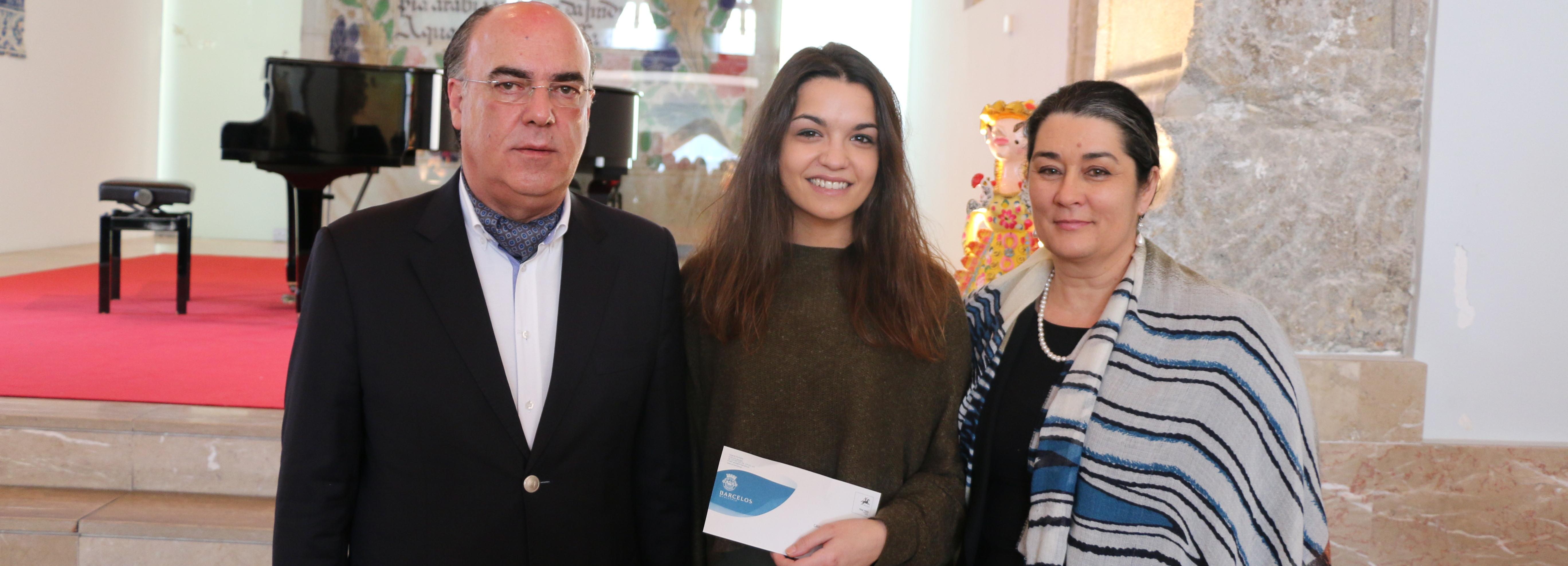Presidente da Câmara atribui 68 mil euros em bolsas de estudo a estudantes universitários