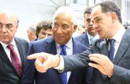 primeiro-ministro inaugurou as novas instalaçõe...