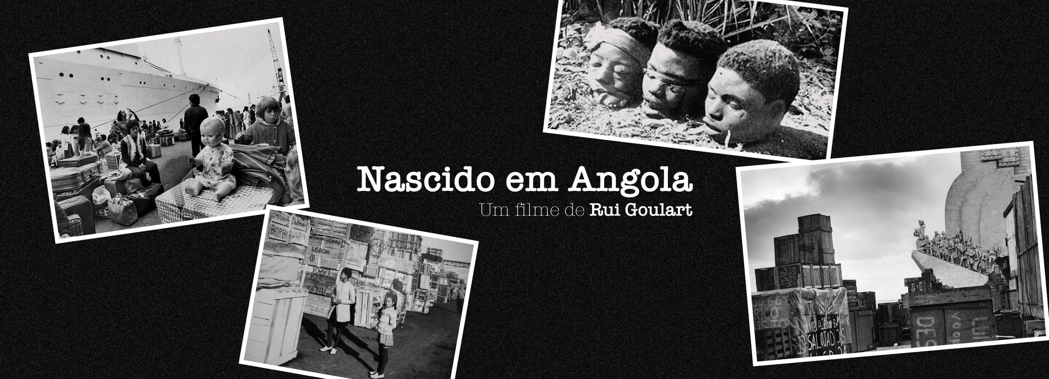 """Rui Goulart estará em Barcelos para apresentar """"Nascido em Angola"""""""