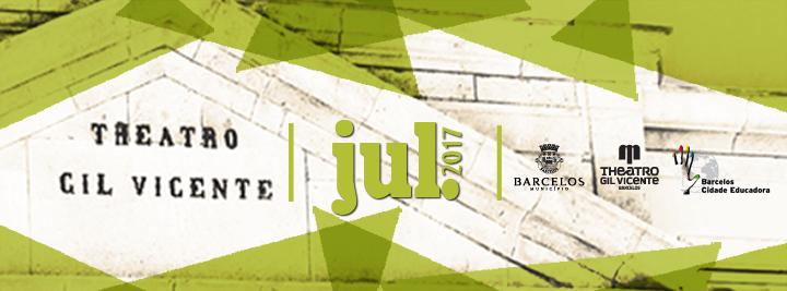 A música domina a programação do Teatro Gil Vicente para o mês de julho