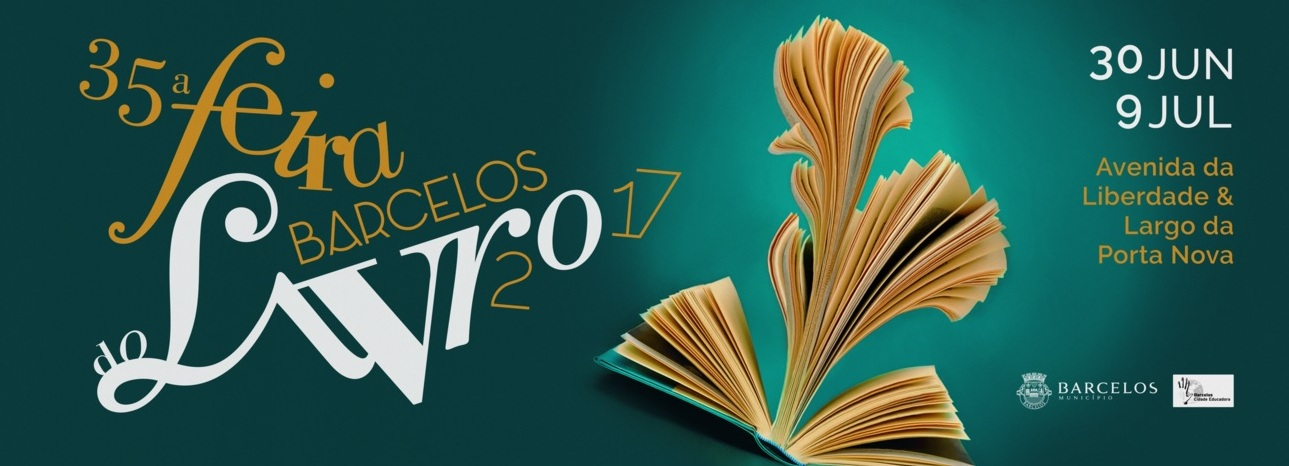 Feira do Livro de Barcelos está quase a começar