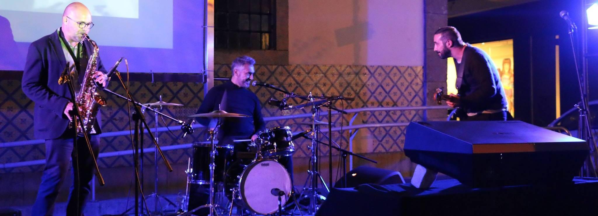 Jazz ao Largo termina com sessões de free jazz