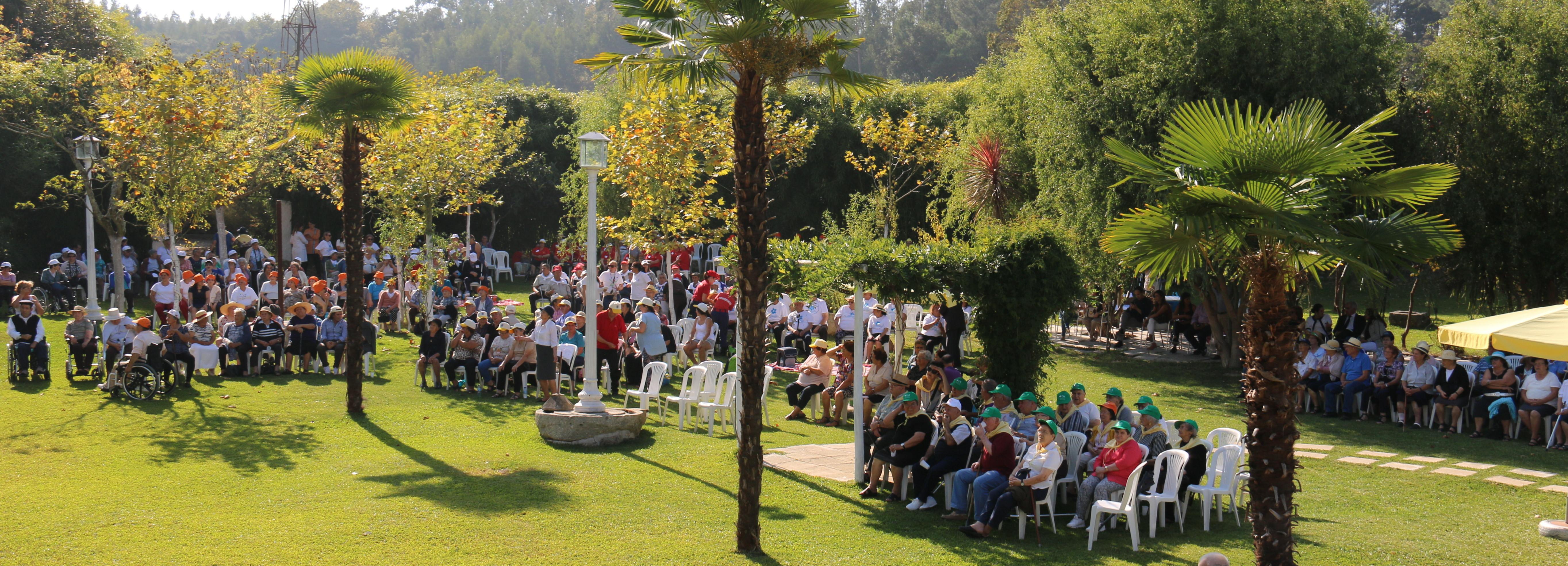 Município de Barcelos comemora o Dia do Idoso