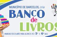 município de barcelos cria banco de livros esco...