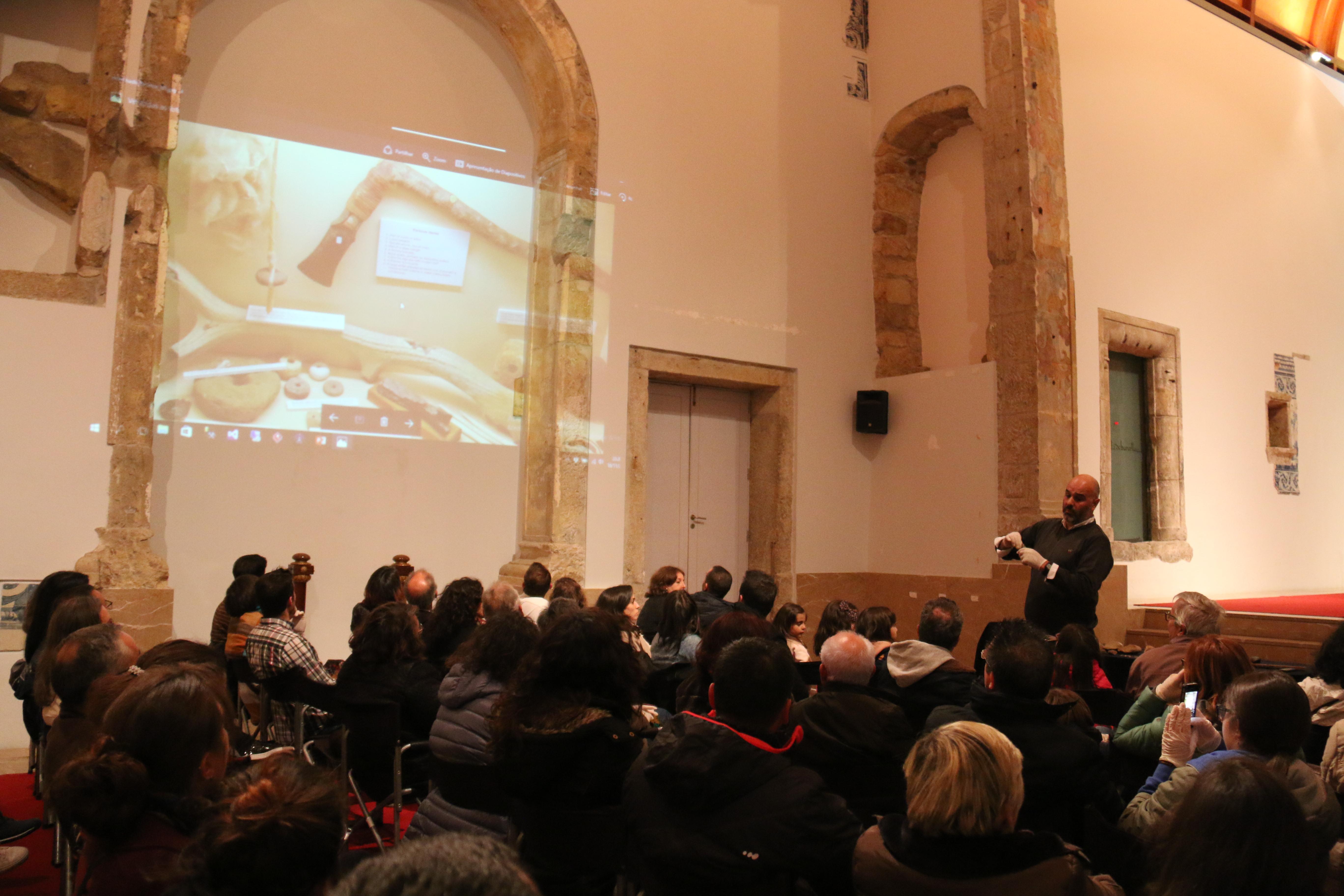 """Programa """"Arqueologia à Noite"""" prestou grande contributo na divulgação do património do concelho"""