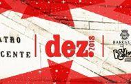 Dezembro com programação diversificada no Teatro Gil Vicente
