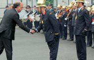 presidente da câmara felicita bombeiros de viat...