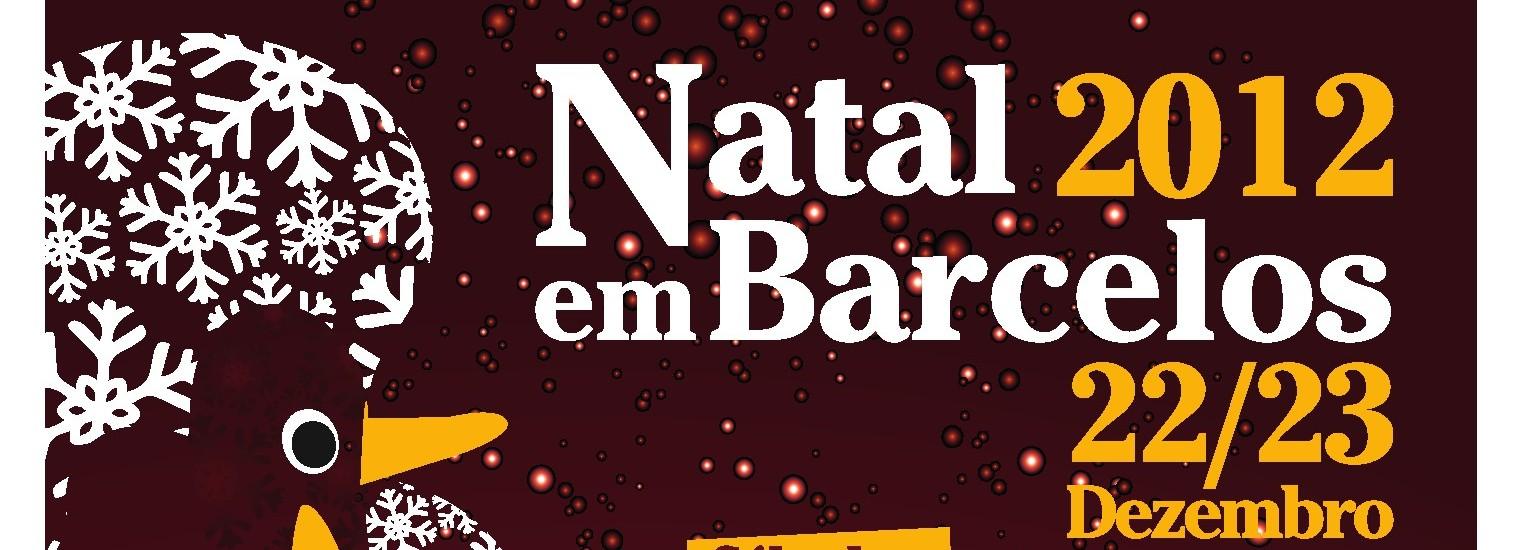 Natal em Barcelos