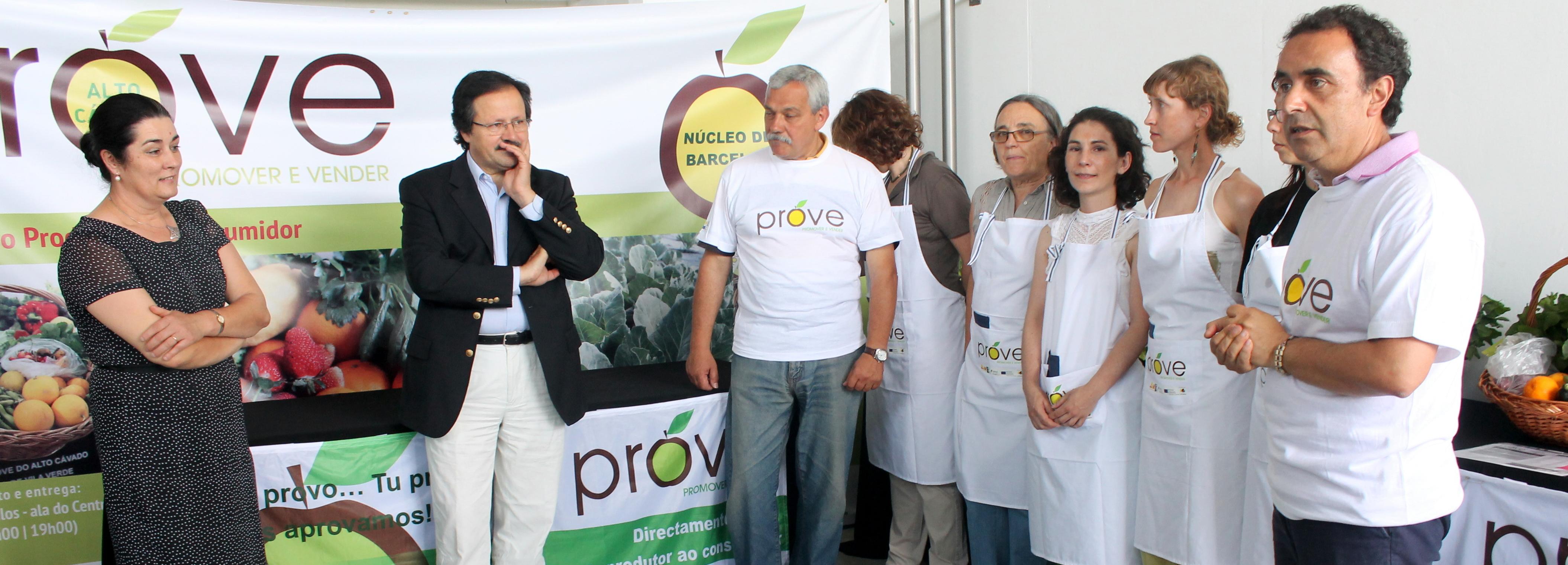 Núcleo PROVE já abriu em Barcelos