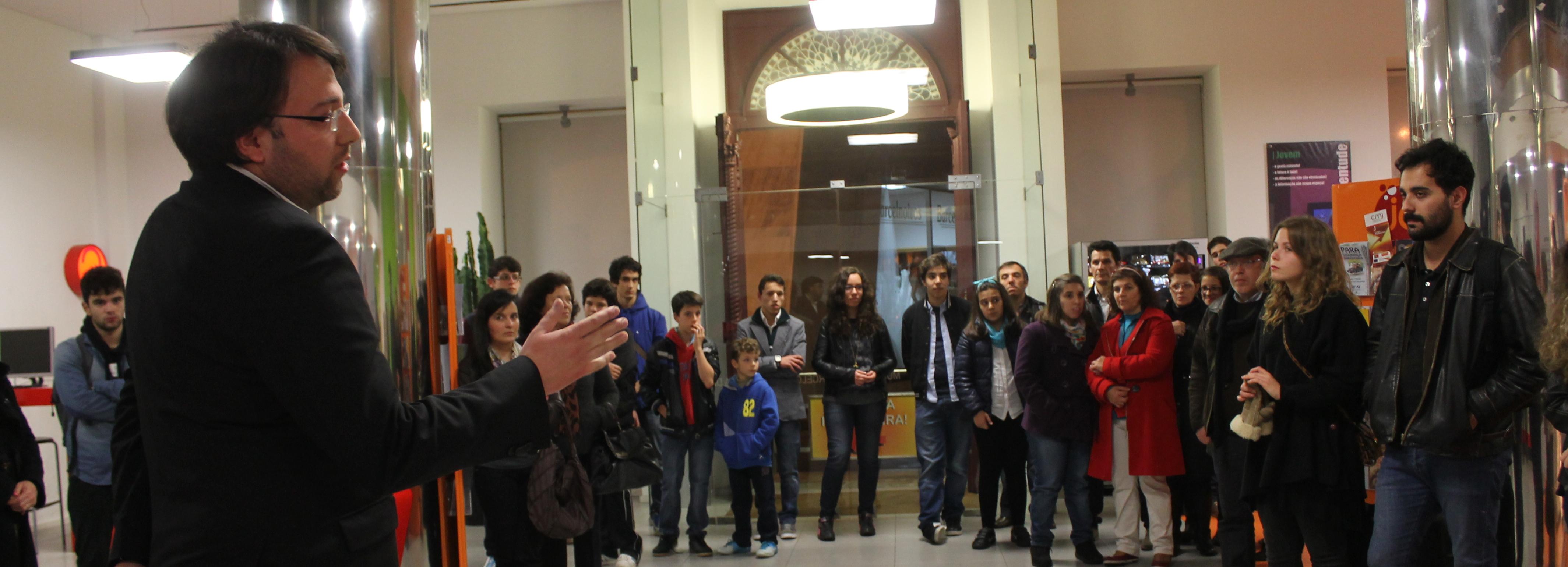 Mostra de Arte revela e valoriza os jovens barcelenses