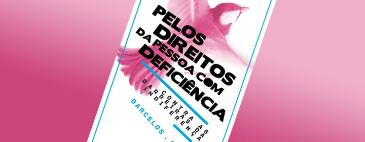 Rede Social de Barcelos organiza programa de sensibilização sobre os direitos das pessoas com deficiência