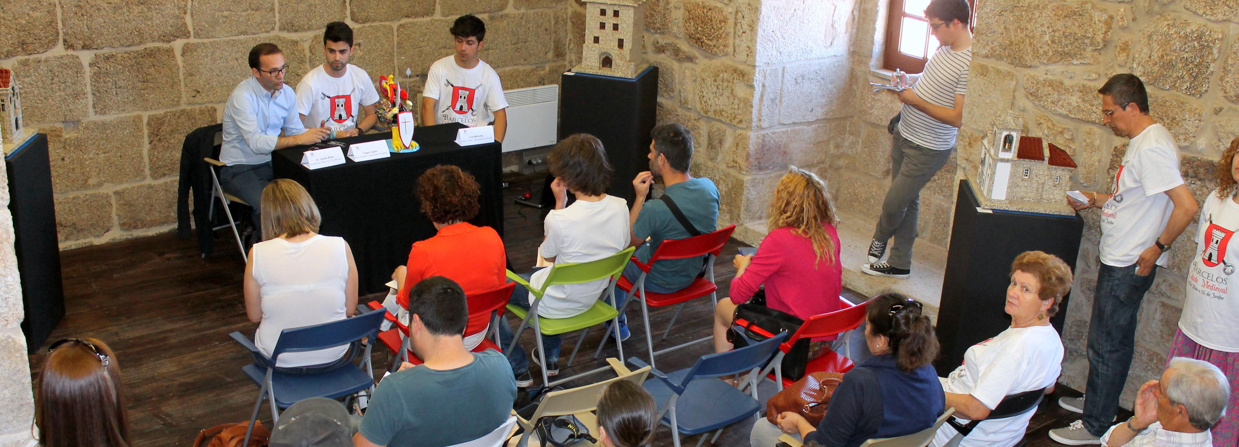 Barcelos Cidade Medieval de 29 de maio a 1 de junho