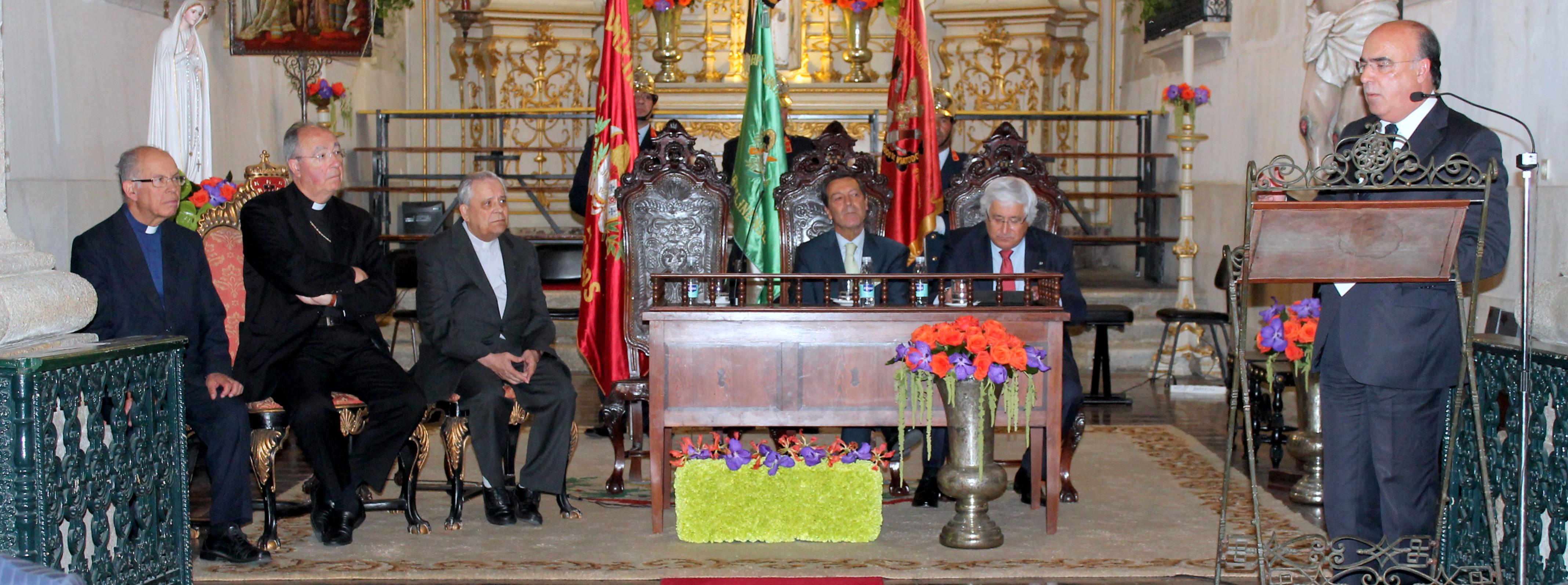 Presidente da Câmara reconhece importância da Santa Casa da Misericórdia