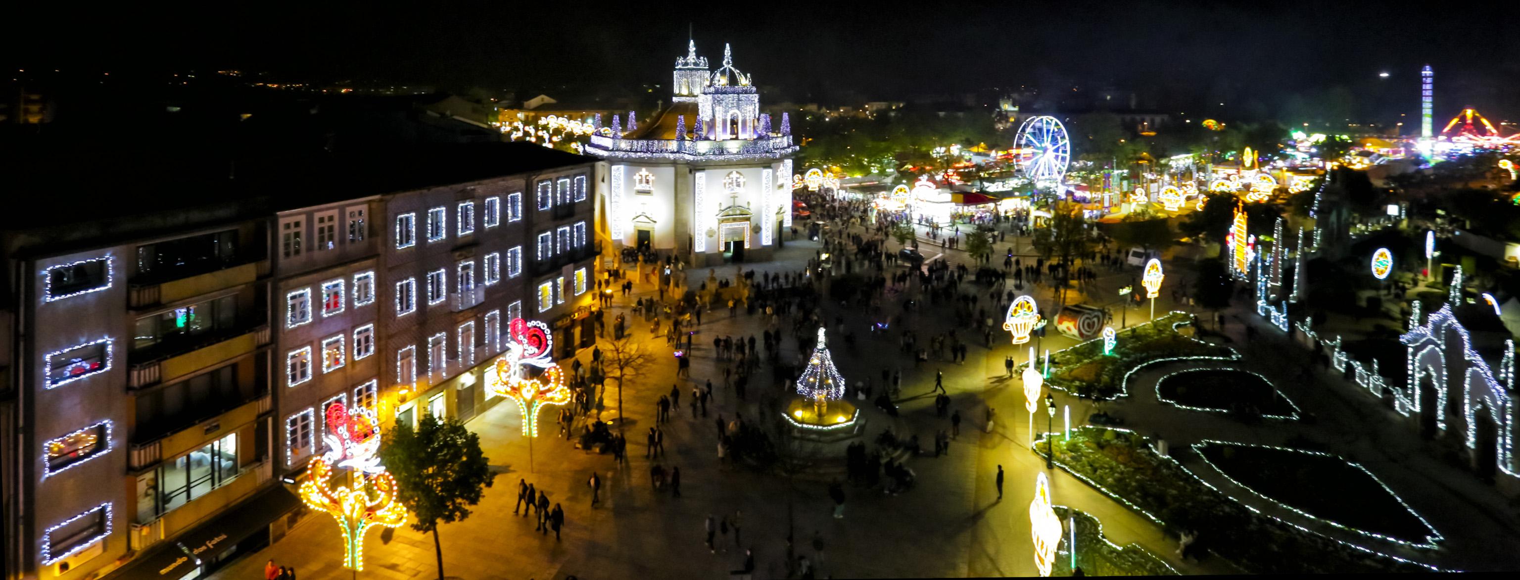 Um Programa memorável que atraiu  mais de 700 mil pessoas a Barcelos