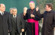 presidente da câmara na inauguração do restauro...