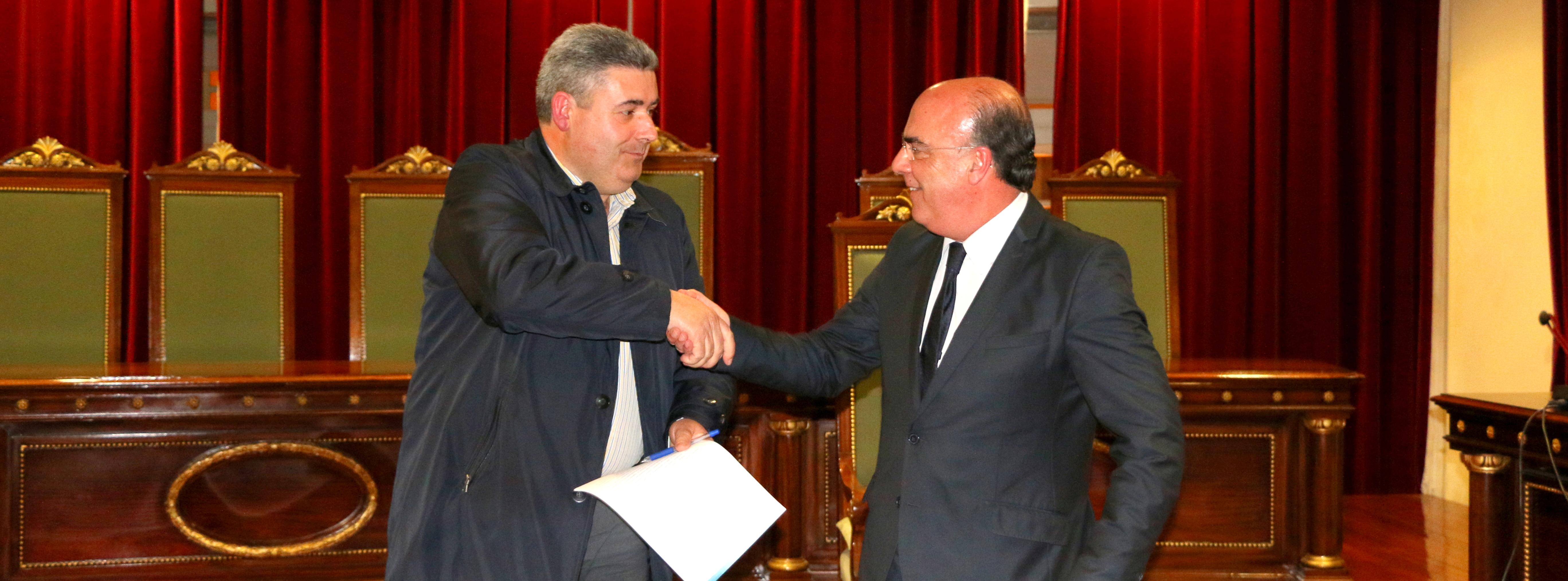 Câmara Municipal e Juntas de Freguesia assinaram protocolo dos 200%