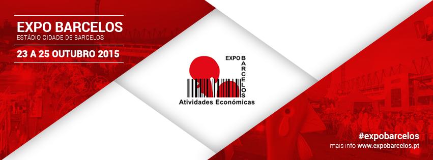 ExpoBarcelos 2015 – 4ª Exposição de Atividades Económicas