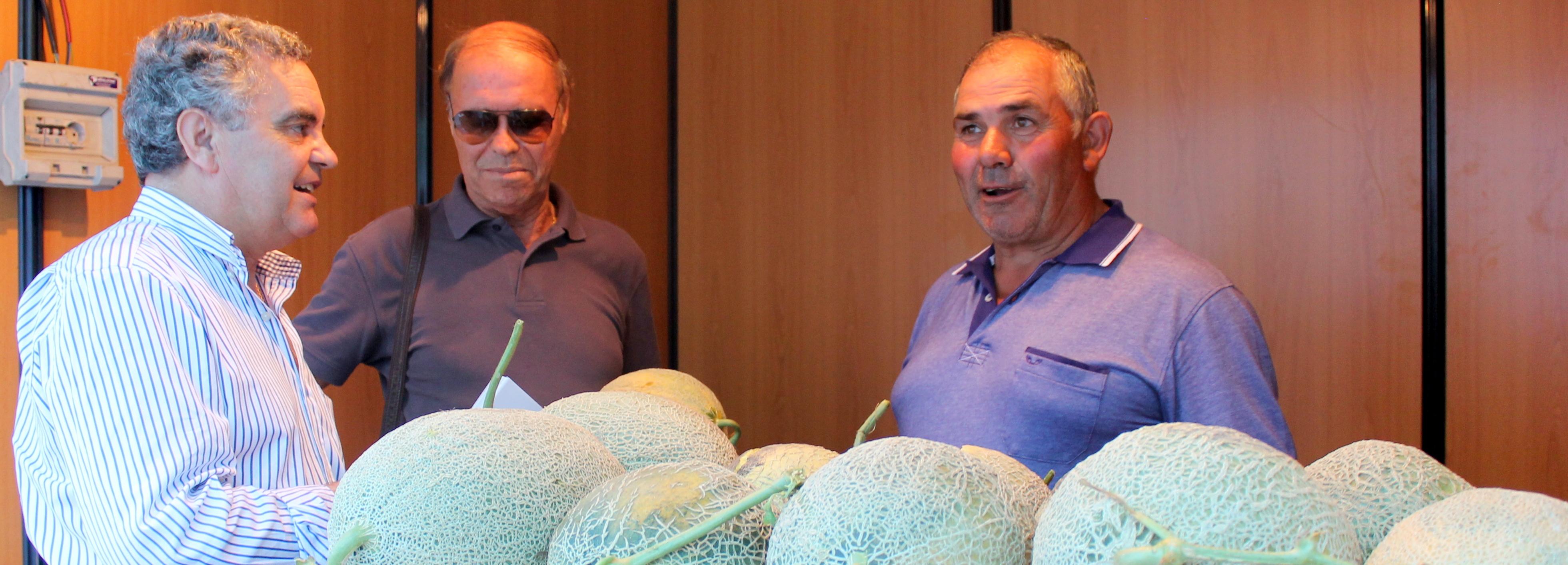 Feira do melão casca de carvalho é uma aposta ganha
