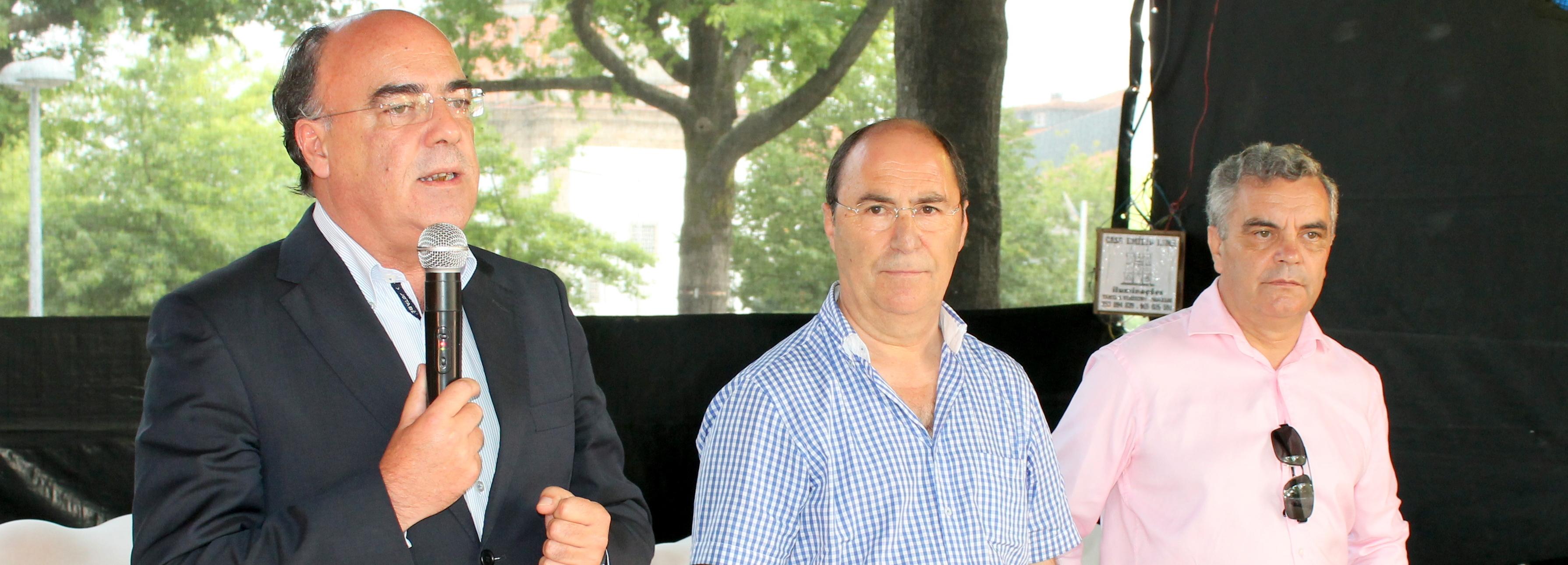 Presidente da Câmara apela aos barcelenses para apoiarem o Gil Vicente FC
