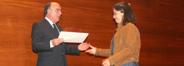 Presidente da Câmara entregou prémios da Mostra de Arte Jovem