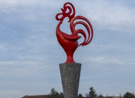 Galo de Barcelos (Rotunda)
