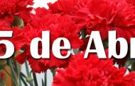 ucr aborim comemora 25 de abril