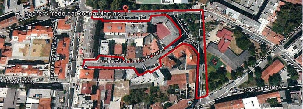 Obra de requalificação do Campo 25 de Abril arranca dia 14 de março