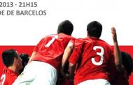 Seleção nacional de futebol de sub-21 joga no Estádio Cidade de Barcelos