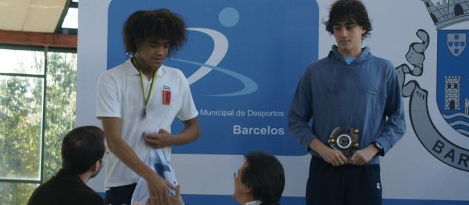 Torneio 4 estilos na Piscina Municipal de Barcelos
