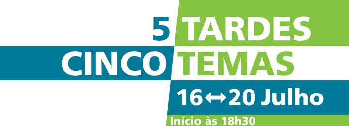 "IPCA promove ""Cinco tardes cinco temas"""
