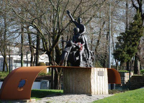 A Estátua de Motogalos