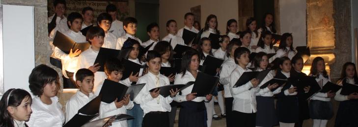 Alunos da EB 2,3 Abel Varzim encerram programa musical de Janeiro