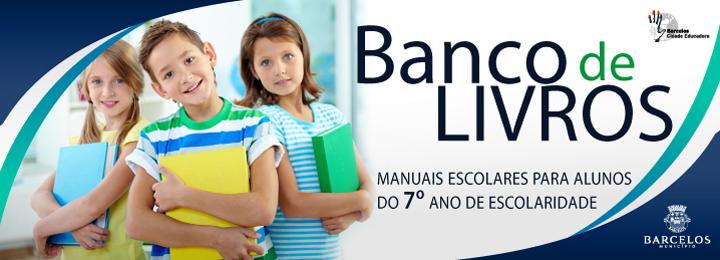 Município de Barcelos mantém Banco de Livros Escolares para famílias necessitadas
