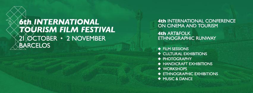 Filmes do Festival Internacional de Cinema Turístico no Teatro Gil Vicente