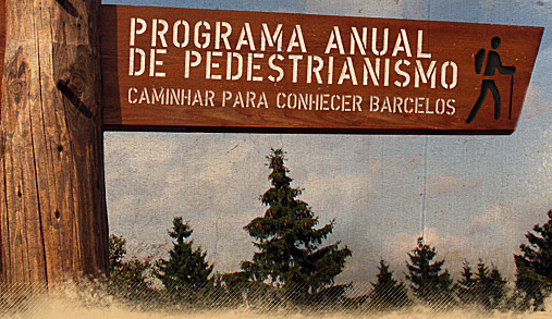 """Programa """"Caminhar para conhecer Barcelos"""" regressa com trilho no Monte do Facho"""