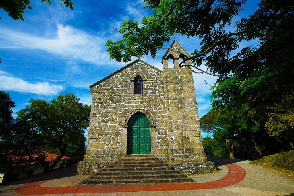 Capela de Nossa Senhora do Facho  (Galegos Sta Maria / Oliveira)
