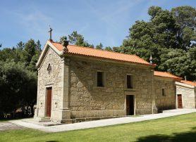 Capela de São Lourenço (Alheira)