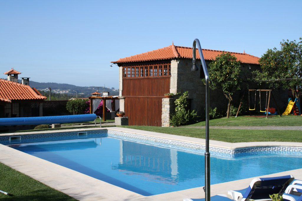 Alojamento e Turismo em Espaço Rural
