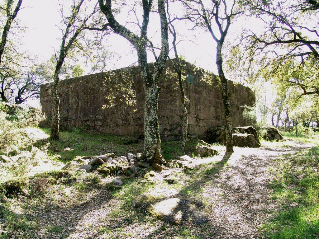 Castro e Castelo de Faria (Gilmonde/Pereira)
