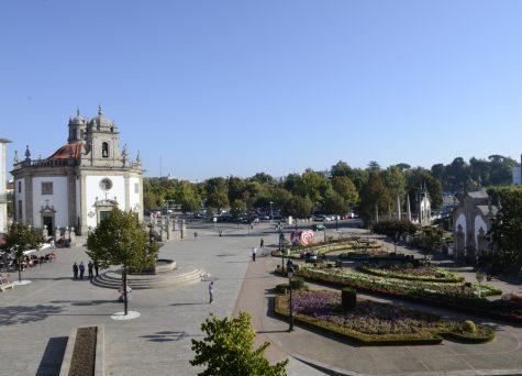 Centro Histórico e Seus Jardins
