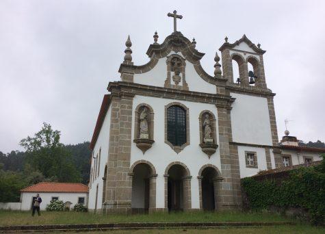 Convento do Calvário do Bom Jesus da Franqueira (Pereira/Milhazes)