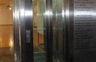 galeria municipal de arte já tem elevador